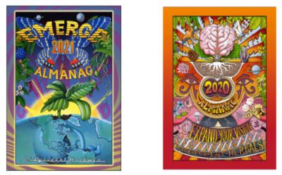Free Copy of RidgeCrest Herbals' Almanac
