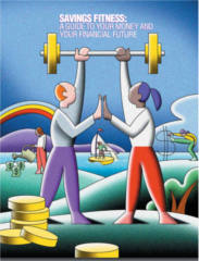 FREE Copy of Savings Fitness Guide