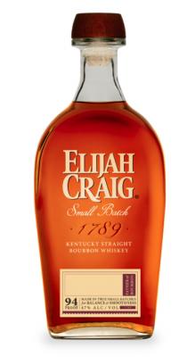 Free Custom Label from Elijah Craig