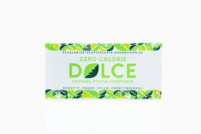 Request Free Dolce Natural Stevia Sweetener