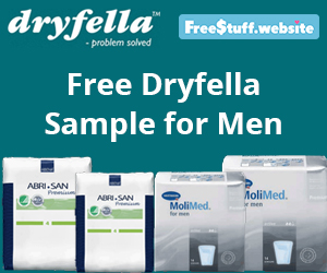 Request Free Dryfella Samples