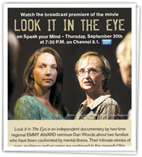 Email: Free DVD- Look It In The Eye