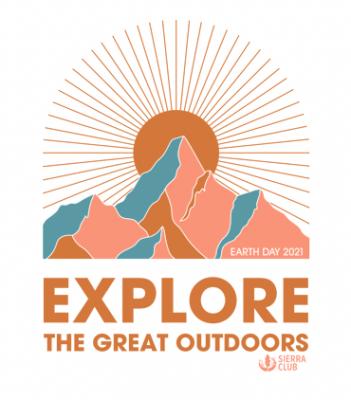 Free Earth Day Sticker from Sierra Club
