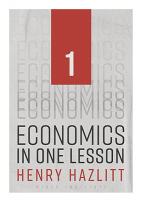 FREE ECONOMICS IN ONE LESSON BOOK