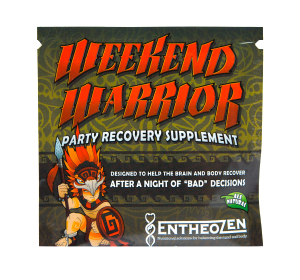 Request Free Entheozen Weekend Warrior Party Recovery Sample