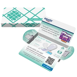 Free Equate & Assurance Liner and Pad Kit