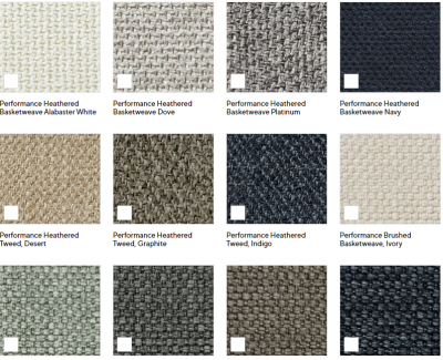 Free Fabric Swatches from Pottery Barn