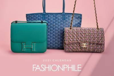 FREE Fashionphile 2021 Calendar today