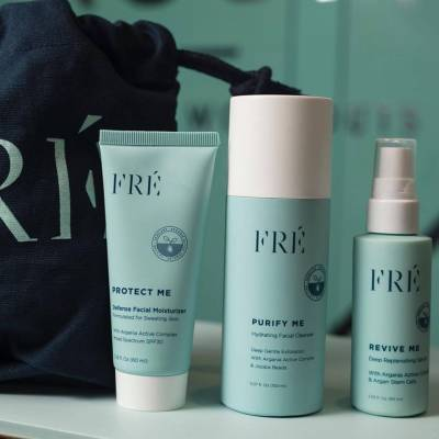 Facebook: Free FRÉ Skincare