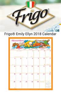 Request Free Frigo Emily Ellyn 2018 Calendar