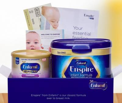 Free Gifts from Enfamil