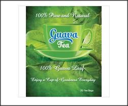 Register: Free Guava Tea Sample