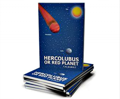Free Hercolubus or Red Planet Book