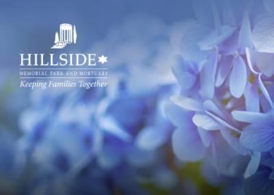 Free Hillside calendar