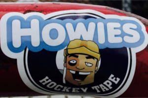 FREE Howie's Hockey Tape Sticker