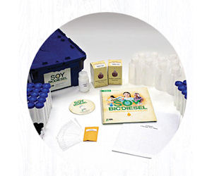 Indiana Soybean Alliance/Glass Barn Materials for Teachers