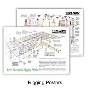 Companies: Free JR Clancy Rigging Posters,  Spreader Plate Indicators & Batten E