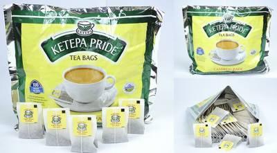 Request Free Ketepa Pride Tea Bags