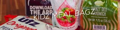 FREE Kidz Meal Bagz