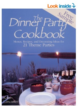 Free Kindle Book - The Dinner Party Cookbook