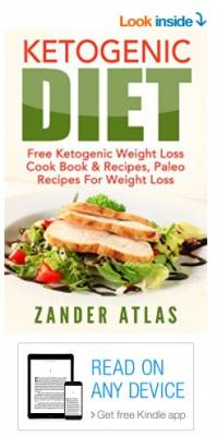 Free Kindle Book - Ketogenic Diet Free: Ketogenic Weight Loss Cook Book & Recipe