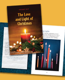 Request Free The Love & Light of Christmas Booklet