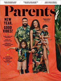 Free Magazine - Parents
