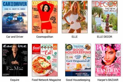 Free Magazine Subscription from Verizon