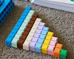 Math-U-See Sample Blocks