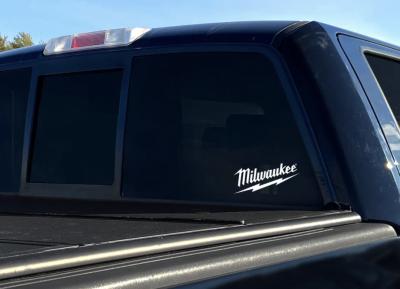 Free MILWAUKEE DIE-CUT DECAL