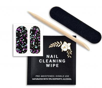 Free Nail Polish Strip Sample Pack