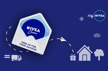 Sign up: Free Nivea Skin Care