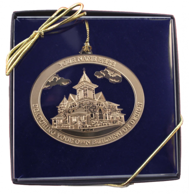 Free Ornament Sample from the ornament company