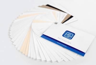 Free Paper Sample Book
