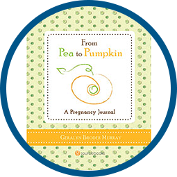 Moms to Be: Free Pea to Pumpkin Pregnancy Journal- CA