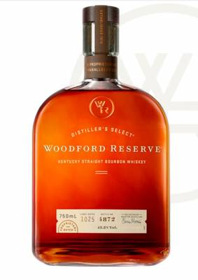 Free Personalized Labels - Woodford Reserve