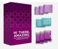Free Poise pad samples