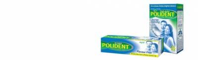 Free Polident Denture Adhesive Sample