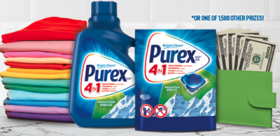 Free Prize from Purex