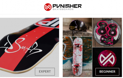 free Punisher Skateboards stickers