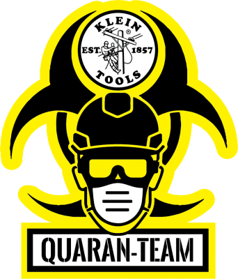 FREE QuaranTEAM Sticker