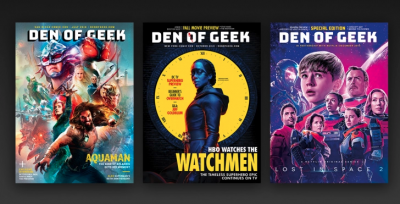 FREE Quarterly Magazine From Den of Geek