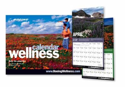 Free sample 2021 HOPE Health Calendar