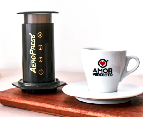 Free Sample of Amcor Perfecto Coffee