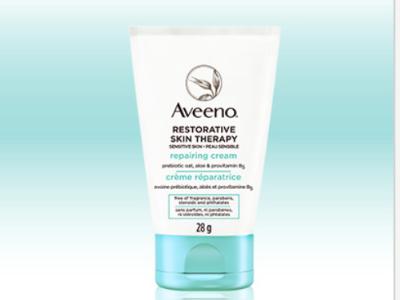 Free Sample of AVEENO® Restorative Skin Therapy Repairing Cream