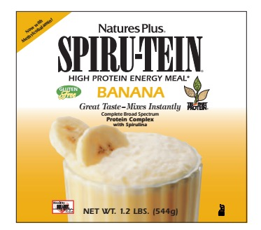 Free Sample of Banana SPIRU-TEIN® Shake