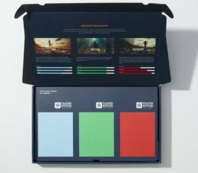 Free Sample Box of NANOSTITCH fabric