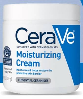 Free Sample of CeraVe Moisturizing Cream