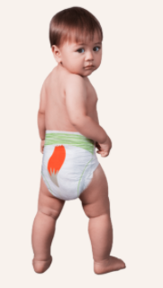 free sample of Cuties Complete Care baby diapers