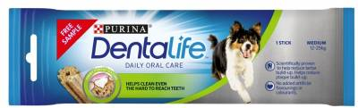 FREE SAMPLE OF DENTALIFE DAILY ORAL CARE
